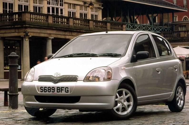 Toyota Yaris (1999 - 2006) used car review | Car review