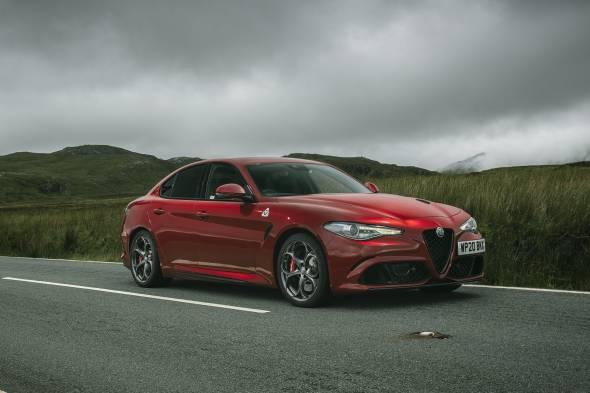 Alfa Romeo Giulia Quadrifoglio review