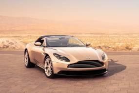 Aston Martin DB11 Volante review