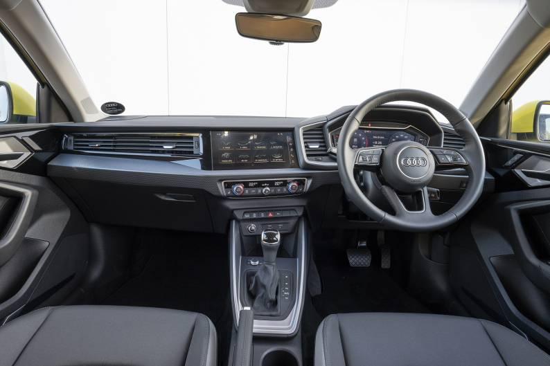 Audi A1 Citycarver review
