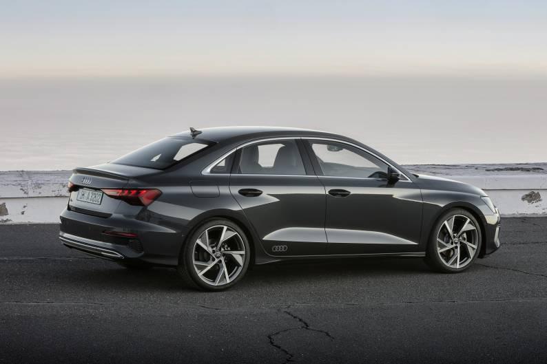 Audi A3 Saloon review