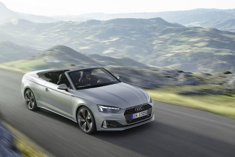 Audi A5 Cabriolet review