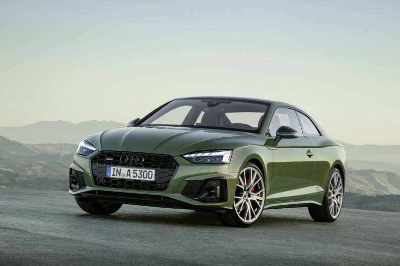 Audi A5 Coupe 40 TDI review