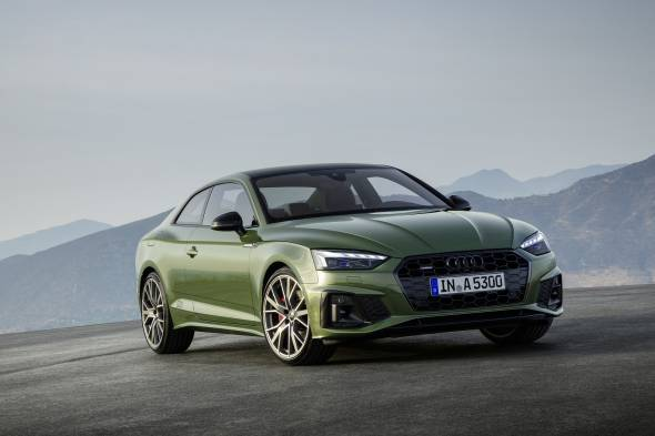 Audi A5 Coupe 40 TFSI review