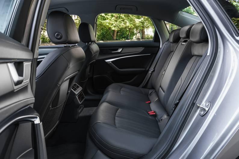 Audi A6 50 TFSIe review