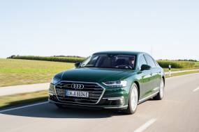 Audi A8 60 TFSIe quattro review