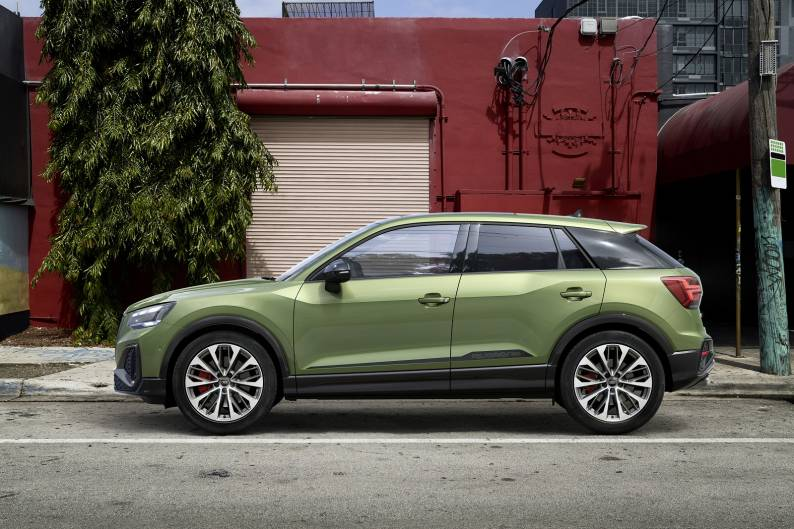 Audi Q2 35 TFSI review