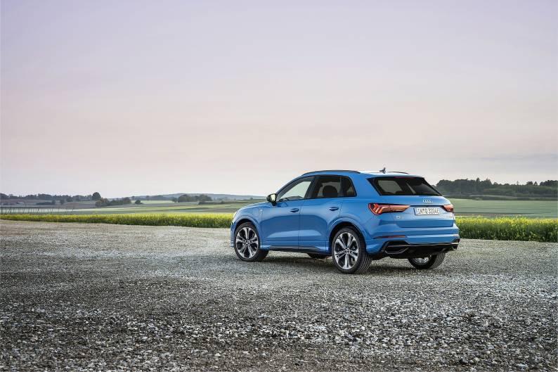 Audi Q3 review
