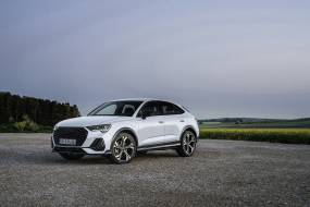 Audi Q3 Sportback review
