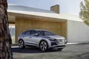 Audi Q4 Sportback e-tron review