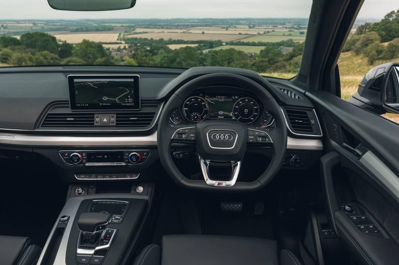 Audi Q5 55 TFSIe review