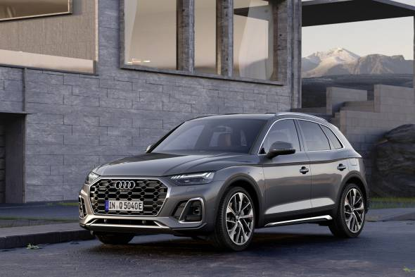 Audi Q5 TFSI e review