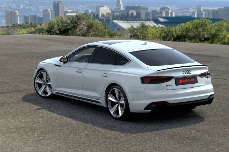 Audi RS 5 Sportback review