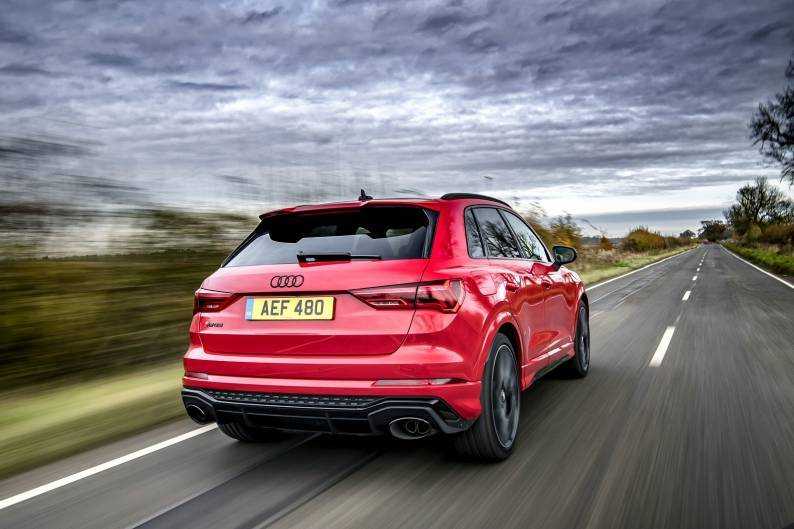 Audi RS Q3 review