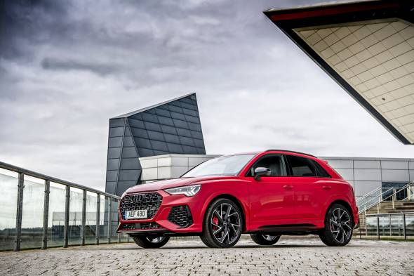 Audi RS Q3 review