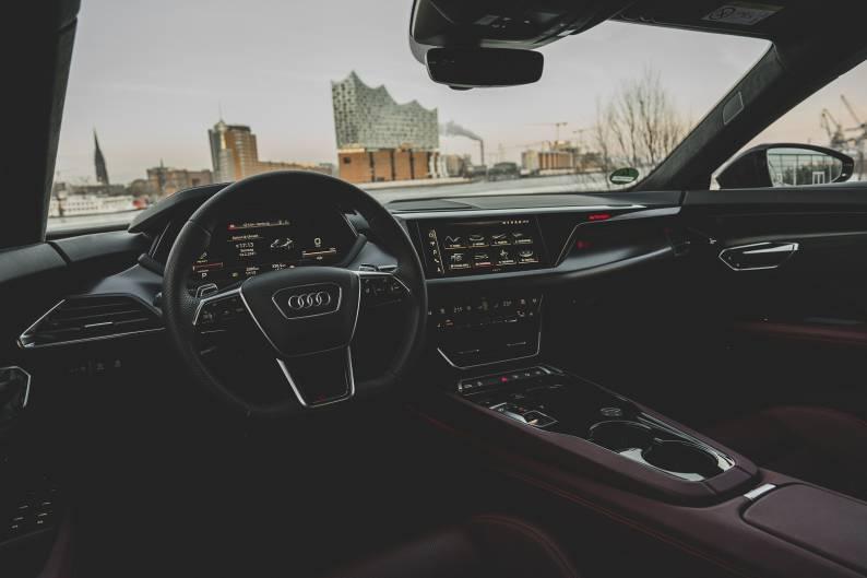 Audi RS e-tron GT review