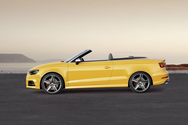Audi S3 Cabriolet review