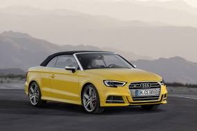 Audi S3 Cabriolet review