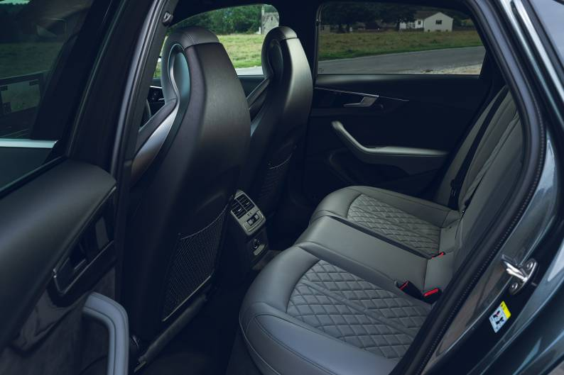 Audi S4 TDI review