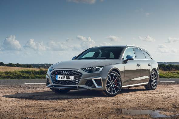 Audi S4 Avant TDI review