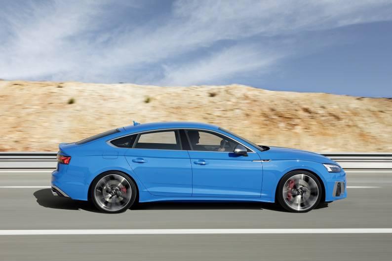 Audi S5 Sportback review