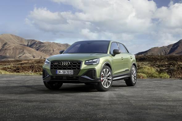 Audi SQ2 review