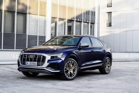 Audi SQ8 review