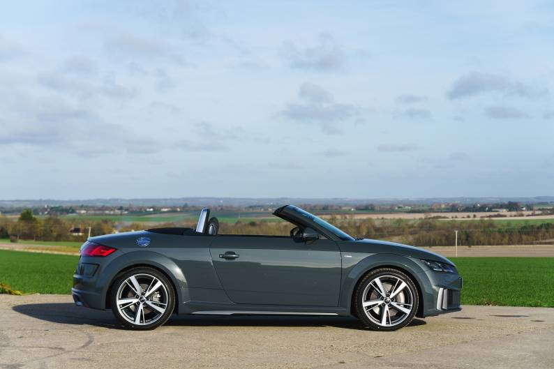 Audi TT Roadster review