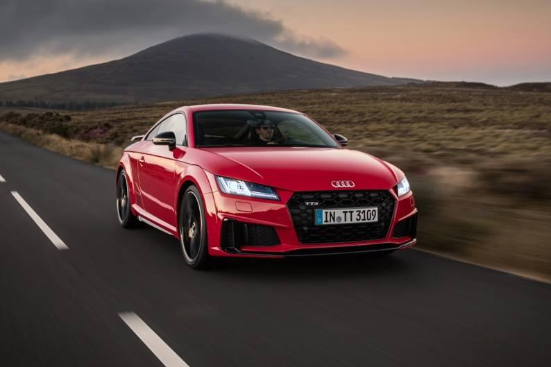 Audi TTS review