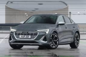 Audi e-tron S Sportback review