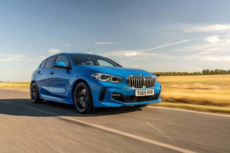 BMW 118i review