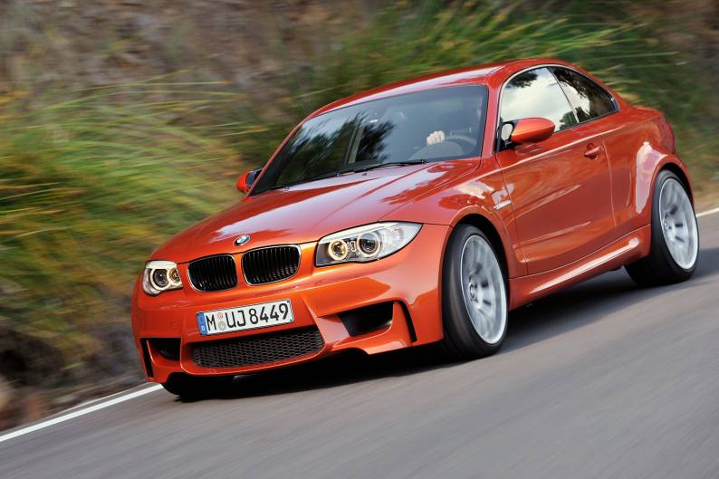 BMW 1 Series M Coupe (2011 - 2012) used car review