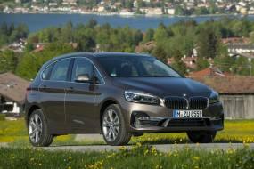 BMW 2 Series Active Tourer 218i review