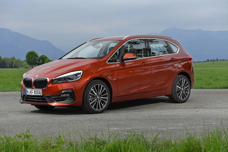BMW 2 Series Active Tourer review