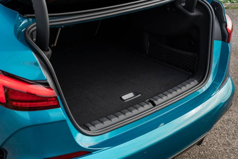 BMW 2 Series Gran Coupe review