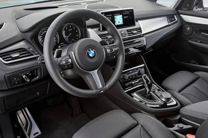 BMW 2 Series Gran Tourer 220d xDrive review