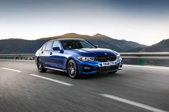 BMW 320d review