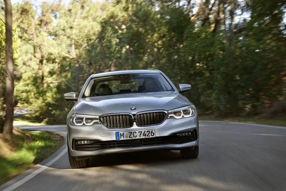 BMW 530e review