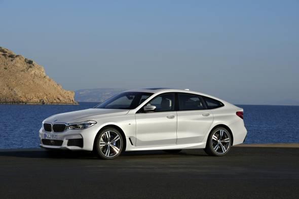 BMW 6 Series Gran Turismo 630d review