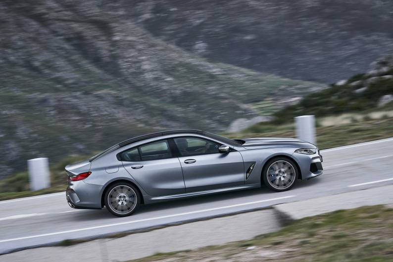 BMW 8 Series Gran Coupe review