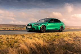 BMW M3 Competition review