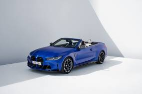 BMW M4 Competition Convertible review