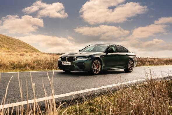 BMW M5 CS review