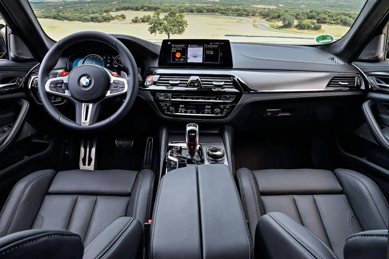BMW M5 Competition review