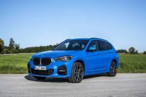 BMW X1 xDrive 20d review