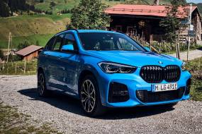 BMW X1 xDrive25e review