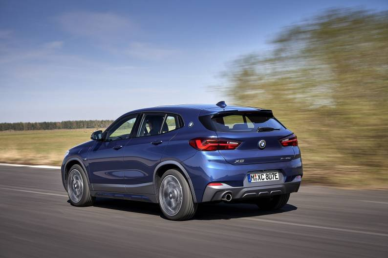 BMW X2 xDrive25e review
