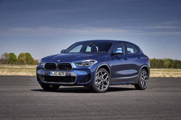 BMW X2 xDrive25e review