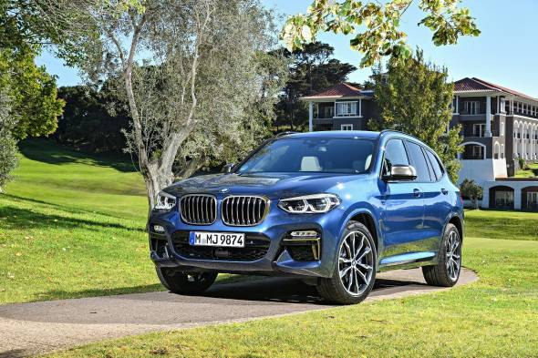 BMW X3 M40i review