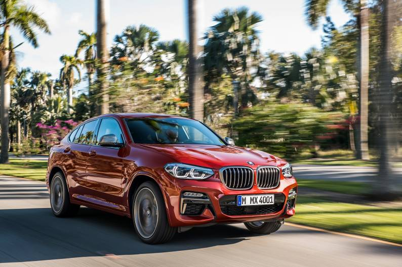 BMW X4 review